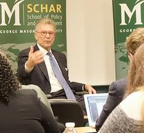Former South Dakota senator Tom Daschle